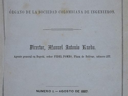 EDICIÓN 1  «1 DE AGOSTO DE 1887»