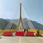 ¿Está listo el puente Hisgaura?