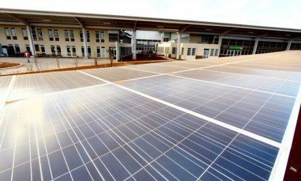 Primer aeropuerto ecológico del mundo