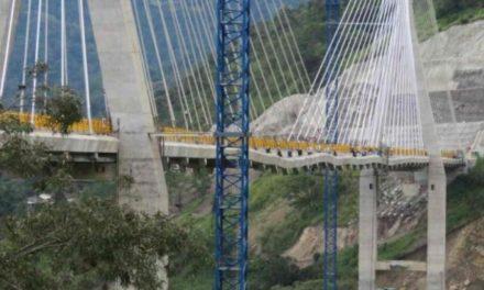 Sociedad Colombiana de Ingenieros sugirió no recibir puente Hisgaura