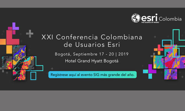 Conferencia Colombiana de Usuarios Esri