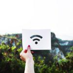 Un dispositivo flexible produce electricidad a partir del wifi