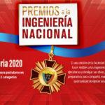 Premios a la Ingeniería Nacional – Convocatoria 2020