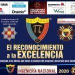 Hoy miércoles se entregan los Premios a la Ingeniería Nacional y las distinciones de la Orden al Mérito Julio Garavito del Gobierno Nacional