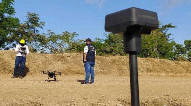 Gobierno nacional a través del Ministerio de Transporte trabaja en la solución definitiva a emergencia de la vía Salamina – El Piñón en el departamento del Magdalena