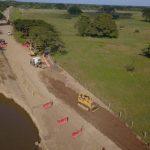 Salamina a la espera de propuestas técnicas para solución de erosión