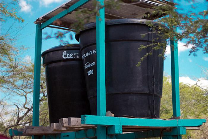Sistema de bombeo solar automatizado: la premiada iniciativa que da agua potable a los Wayúu en una región con problemas de escasez históricos