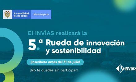 Invitación 5ta Rueda de Innovación y Sostenibilidad
